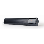 SOUNDBAR BLUETOOTH GEMBIRD NERO